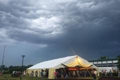 Tent dorpsfeesten 2015
