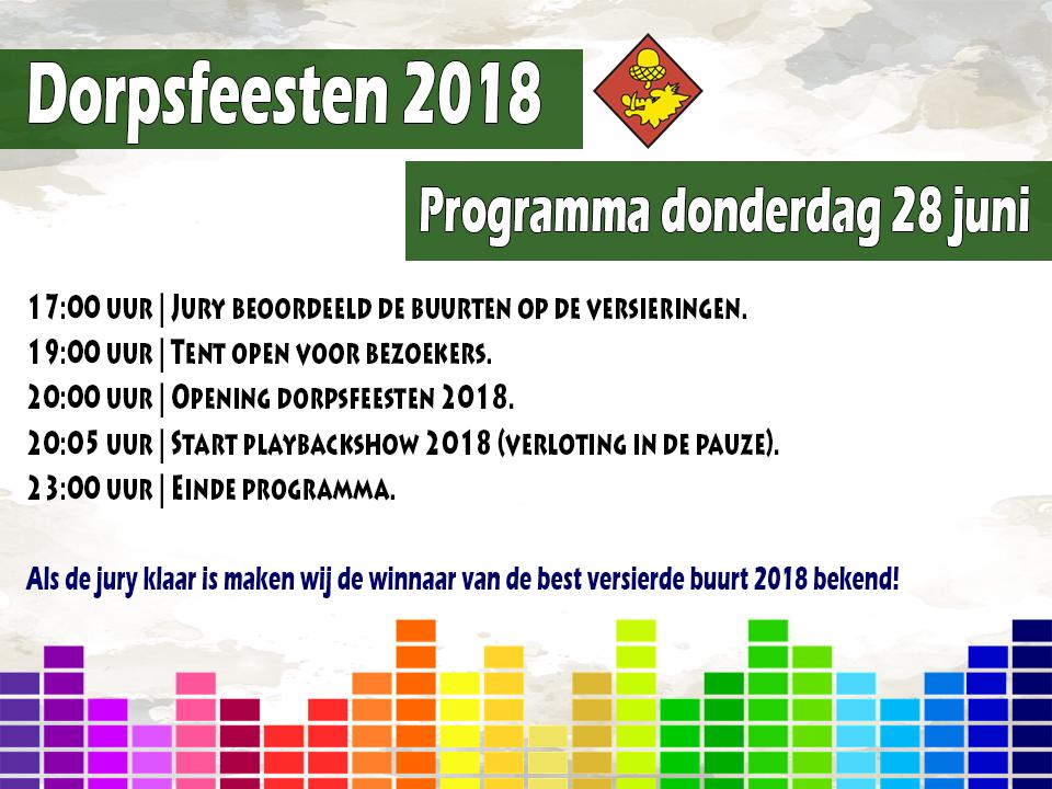Programma donderdag JPG
